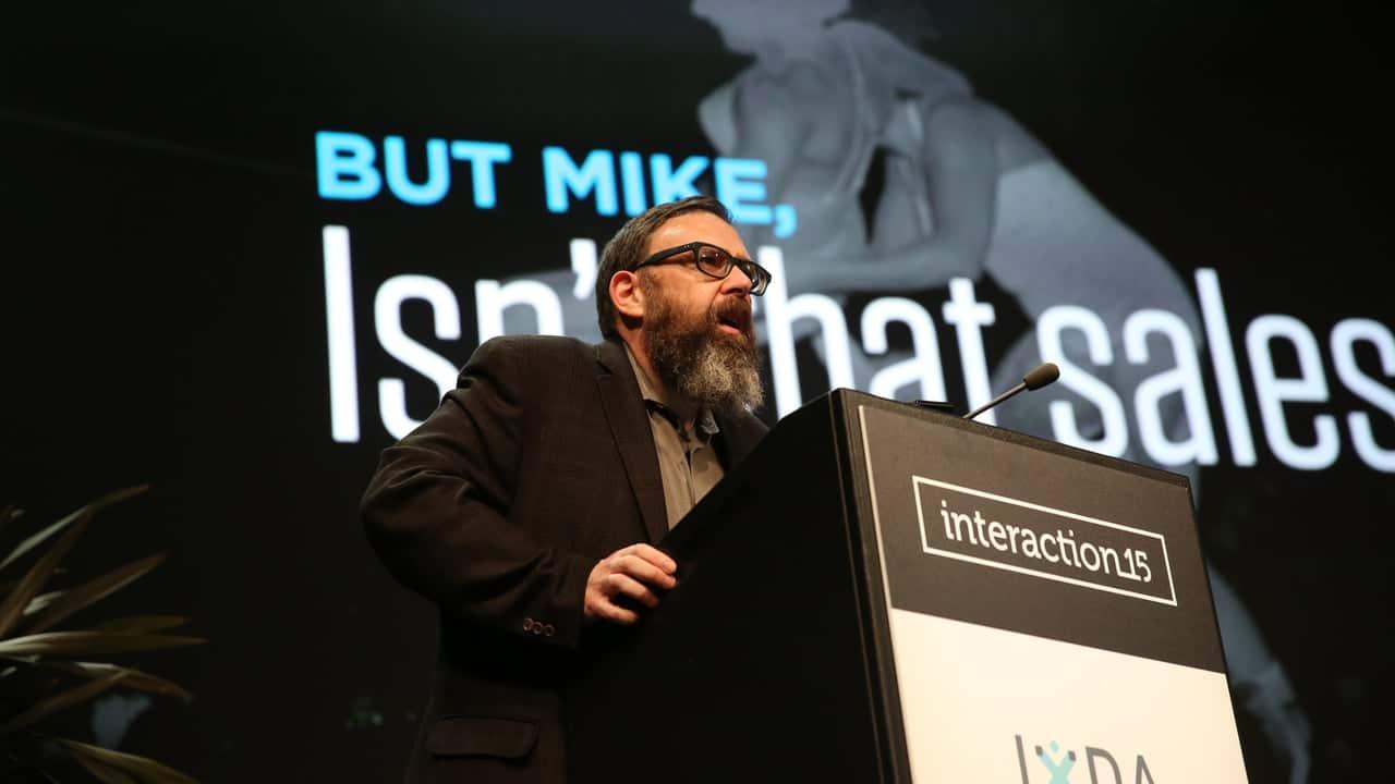 Mike Monteiro – Keynote