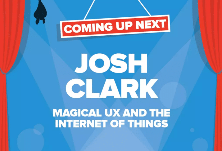 Magical UX and the internet of things