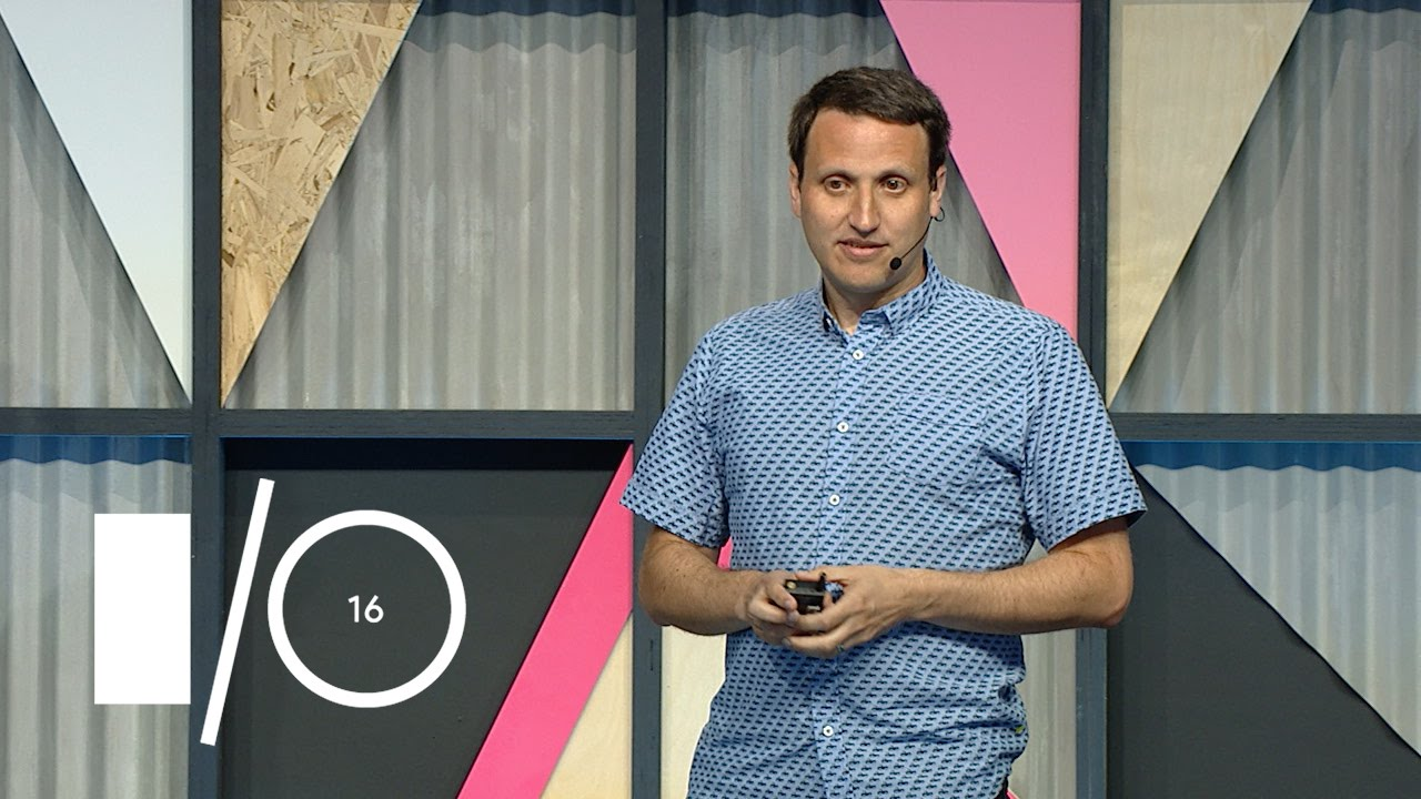 Learning to speak Designer – Google I/O 2016
